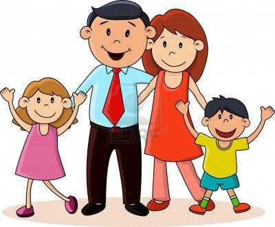 Influencia de la familia en el proceso escolar de los for Concepto de la familia para ninos